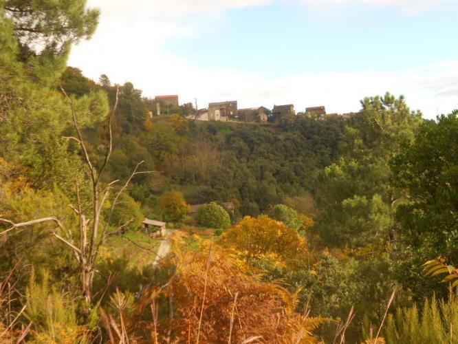 Le hameau de Malarce