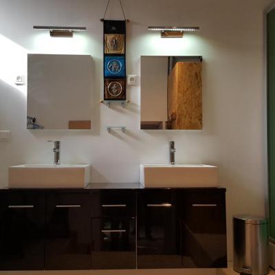 Salle de bain & Couloir